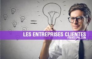 Entreprises clientes de France PNL
