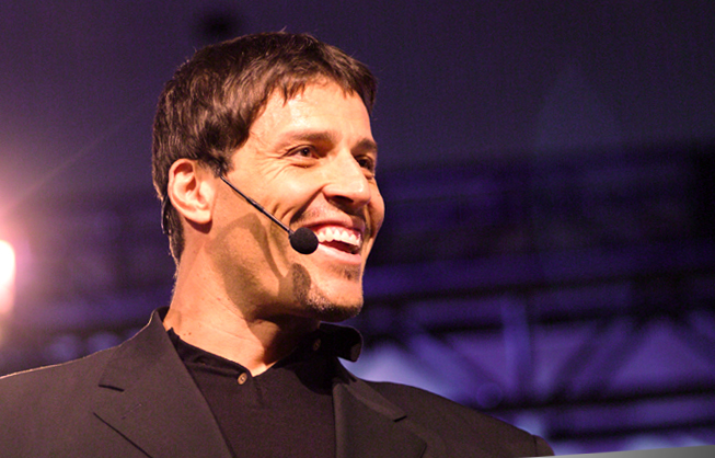 Anthony Robbins pnl